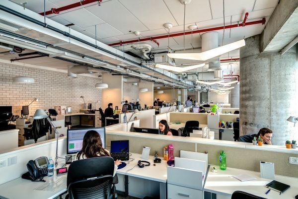 Mãn nhãn với văn phòng mới của Google 21