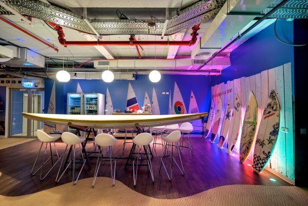 Mãn nhãn với văn phòng mới của Google 23