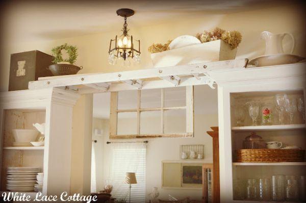 Mẹo tận dụng nóc tủ bếp để lưu trữ và trang trí bếp cực đỉnh 2