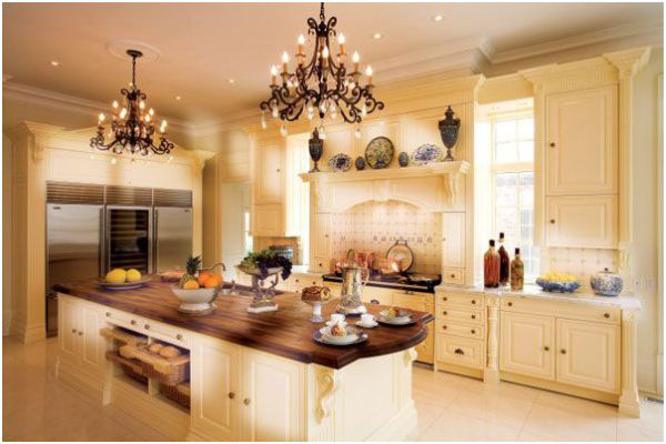 Mẹo tận dụng nóc tủ bếp để lưu trữ và trang trí bếp cực đỉnh 3