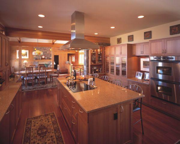 Mẹo tận dụng nóc tủ bếp để lưu trữ và trang trí bếp cực đỉnh 5