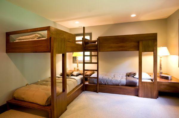 Ngắm những mẫu giường tầng tiết kiệm diện tích cho phòng ngủ nhỏ 1