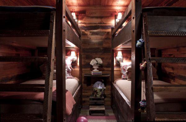 Ngắm những mẫu giường tầng tiết kiệm diện tích cho phòng ngủ nhỏ 6