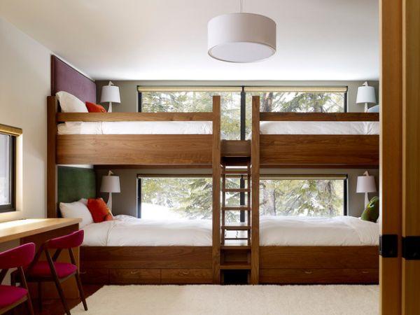 Ngắm những mẫu giường tầng tiết kiệm diện tích cho phòng ngủ nhỏ 5