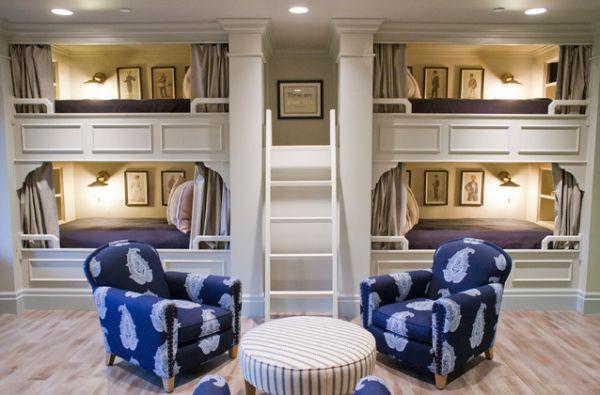 Ngắm những mẫu giường tầng tiết kiệm diện tích cho phòng ngủ nhỏ 8