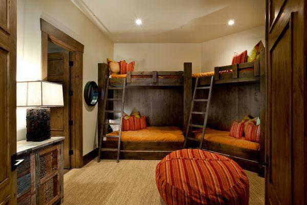 Ngắm những mẫu giường tầng tiết kiệm diện tích cho phòng ngủ nhỏ 2