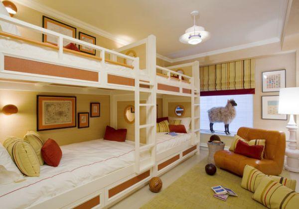 Ngắm những mẫu giường tầng tiết kiệm diện tích cho phòng ngủ nhỏ 9
