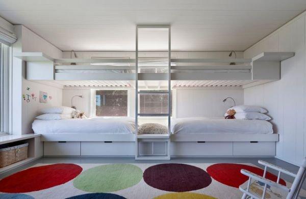 Ngắm những mẫu giường tầng tiết kiệm diện tích cho phòng ngủ nhỏ 11