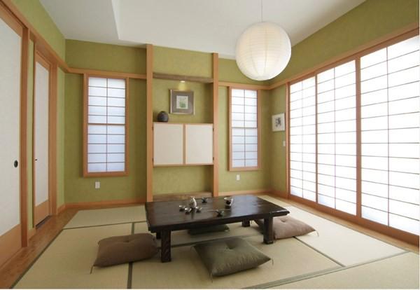 Bài trí không gian theo phong cách thiền Nhật Bản 10