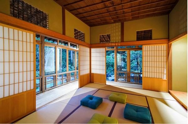 Bài trí không gian theo phong cách thiền Nhật Bản 3