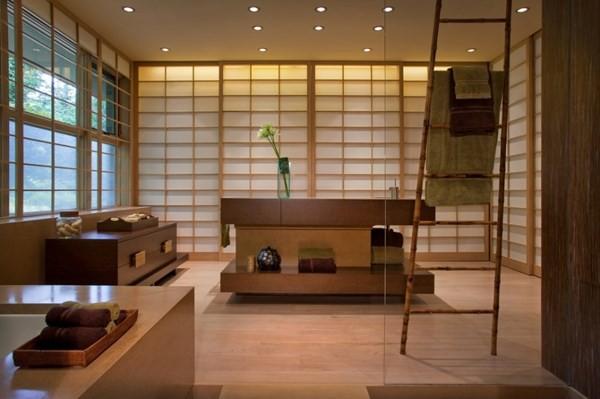 Bài trí không gian theo phong cách thiền Nhật Bản 4