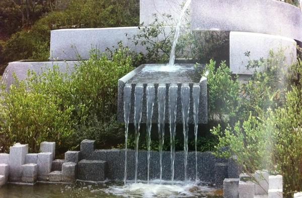 Trang trí không gian sân vườn độc đáo bằng... nước 6