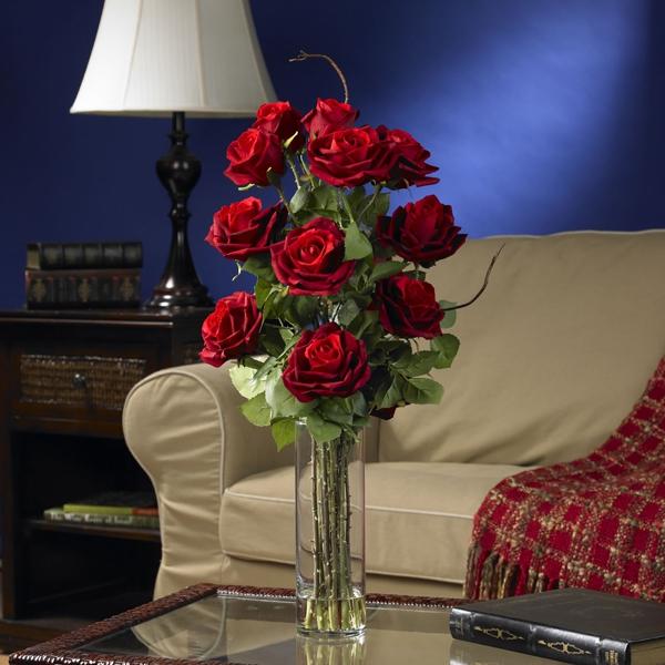 Gợi ý cách cắm hoa hồng ấn tượng cho từng không gian sống  4