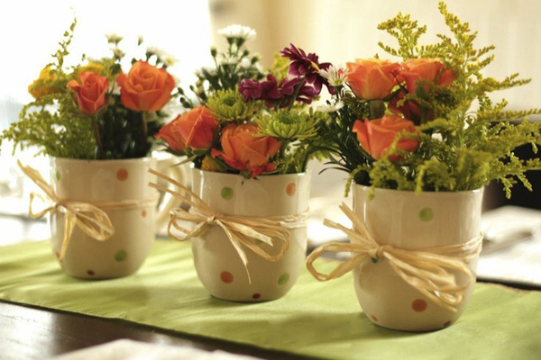 Gợi ý cách cắm hoa hồng ấn tượng cho từng không gian sống  11