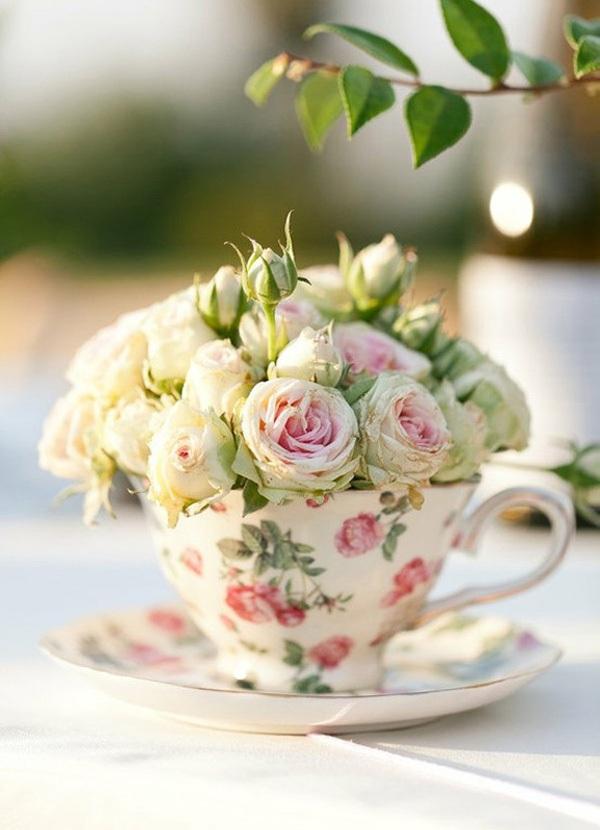 Gợi ý cách cắm hoa hồng ấn tượng cho từng không gian sống  8