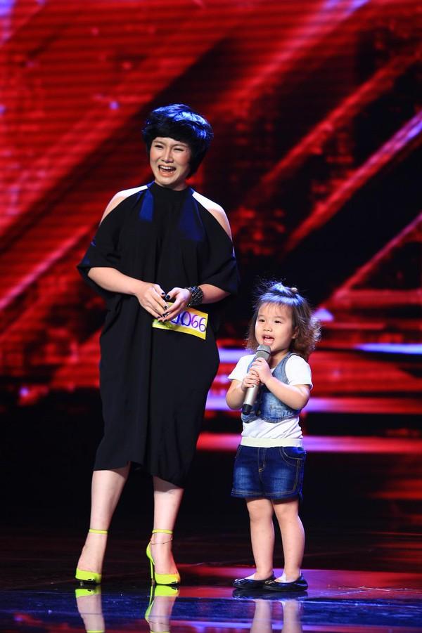 Vợ và con gái MC Thành Trung
