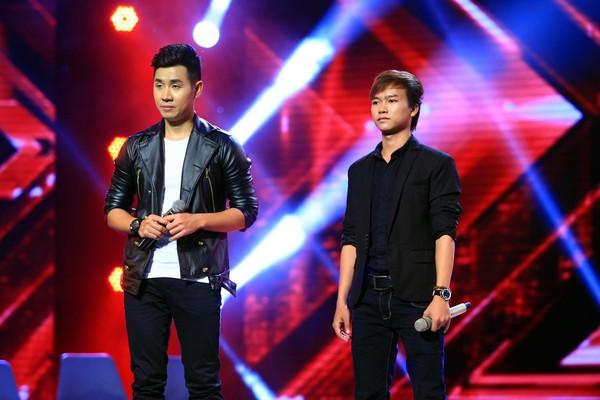 Thí sinh X-Factor mang