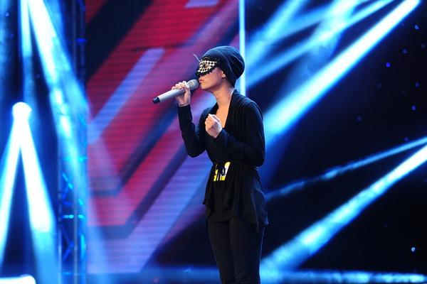 Anh Thúy (Mây Trắng) thừa nhận giả danh đi thi X-Factor 3