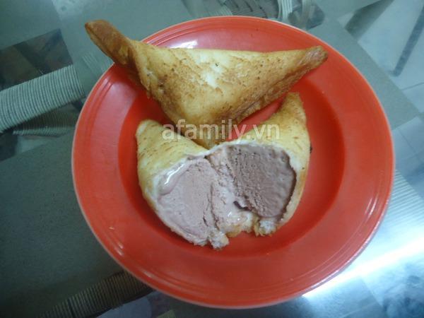 Thú vị món kem... chiên giòn ở Sài Gòn 5
