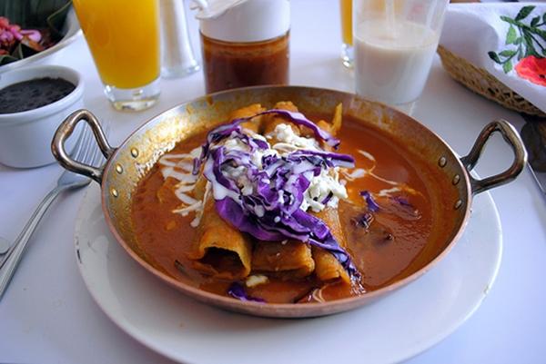 Tuyệt ngon những món ăn đường phố từ ngô của ẩm thực Mexico 6