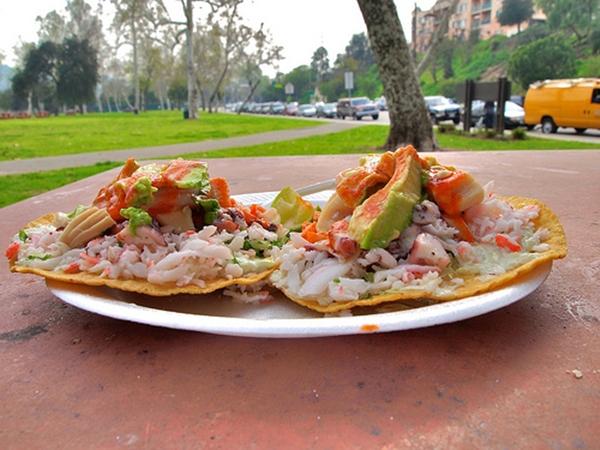 Tuyệt ngon những món ăn đường phố từ ngô của ẩm thực Mexico 8
