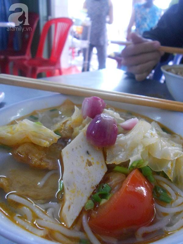 Đà Nẵng: Đỡ ngán với bún chả cá ngày đầu năm 1
