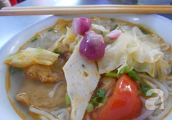 Đà Nẵng: Đỡ ngán với bún chả cá ngày đầu năm 3
