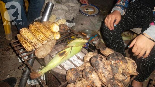 Xuýt xoa ngô nướng bẹ ở ngoại thành Hà Nội 5