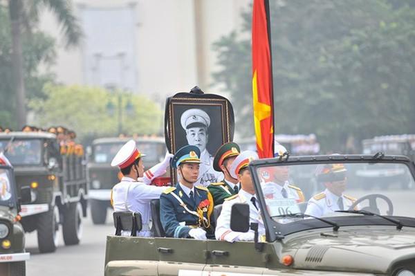 Đại tướng Võ Nguyên Giáp đã yên nghỉ trong lòng đất Mẹ 23