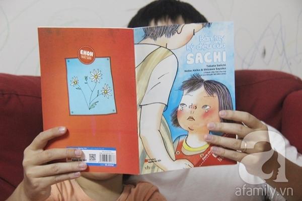 Học bố mẹ Nhật cách dạy con qua việc đọc sách hàng ngày 1