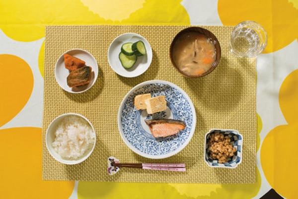 Nguyên tắc nấu bữa sáng cho con của mẹ Nhật 5