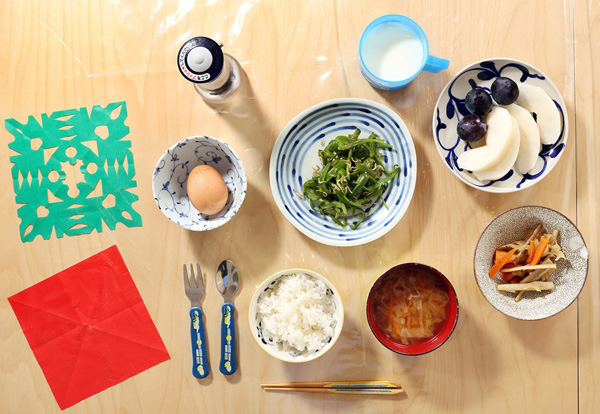 Nguyên tắc nấu bữa sáng cho con của mẹ Nhật 7