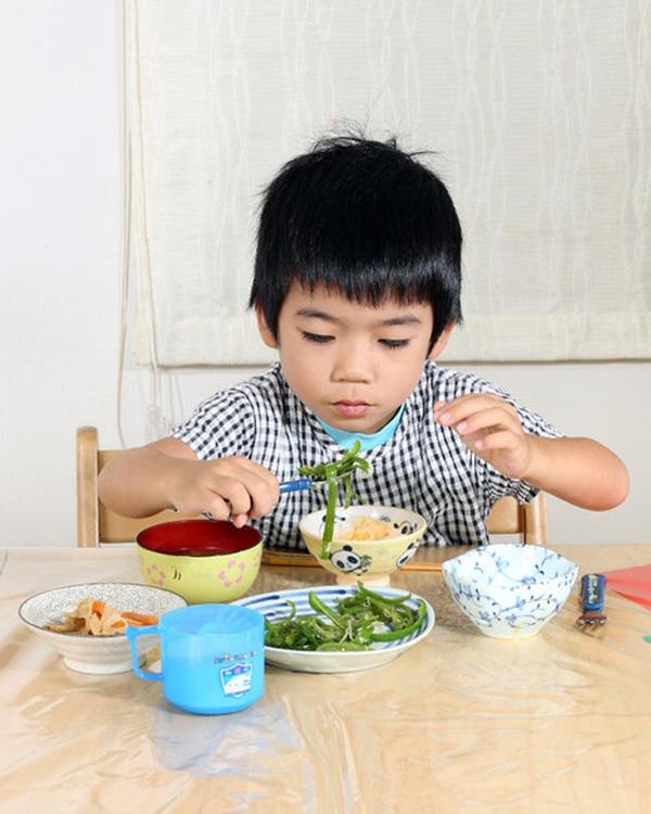 Nguyên tắc nấu bữa sáng cho con của mẹ Nhật 6
