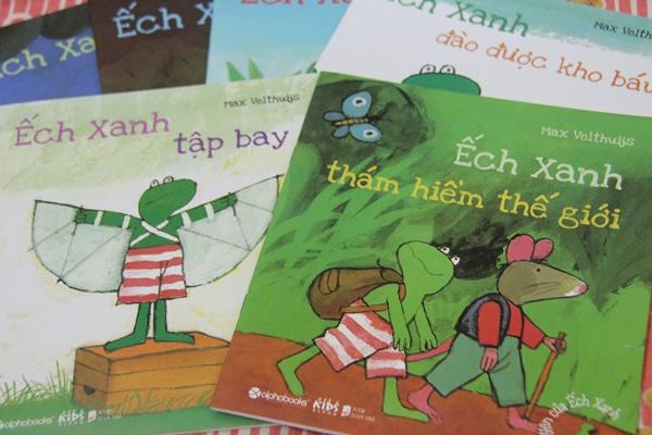 2 người bạn thú vị bước ra từ sách khiến mọi đứa trẻ yêu thích 1