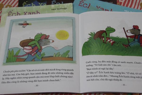 2 người bạn thú vị bước ra từ sách khiến mọi đứa trẻ yêu thích 2