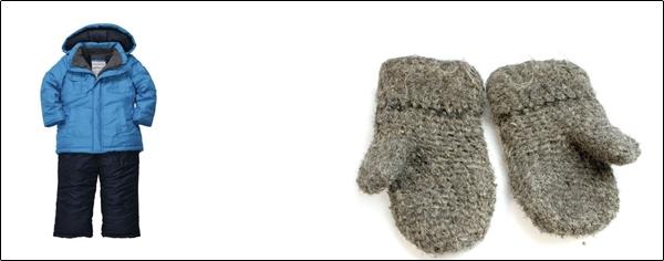 Những món đồ giữ ấm cho bé trong mùa đông không thể bỏ qua 5