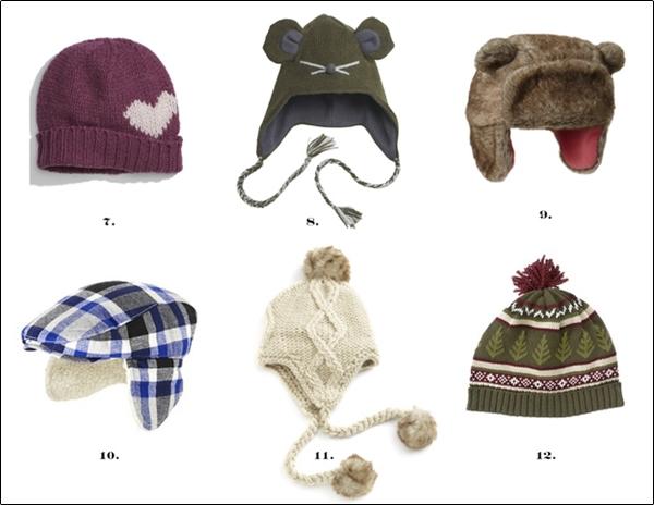 Những món đồ giữ ấm cho bé trong mùa đông không thể bỏ qua 6