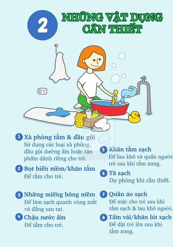 Mẹ cần biết: Cách tắm cho con trong mùa đông để bé không bị lạnh  3