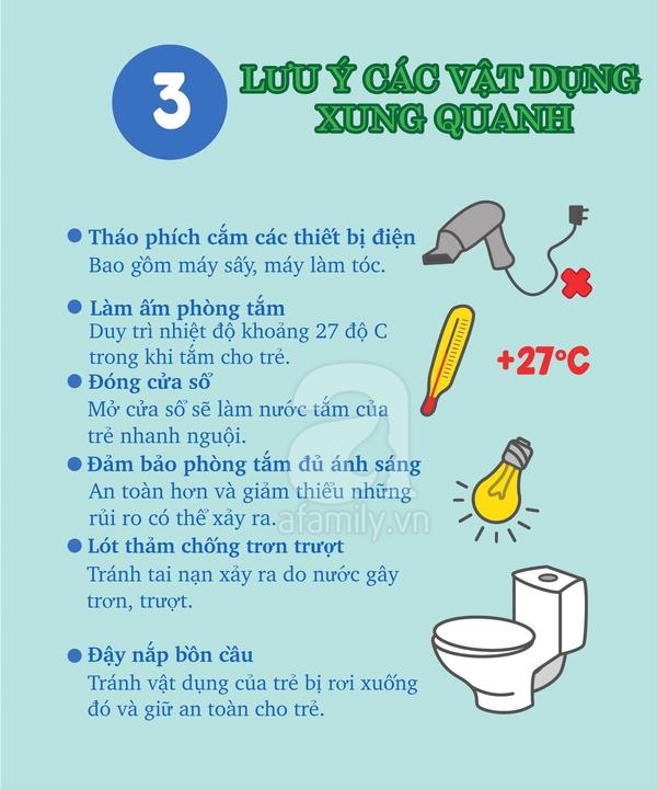 Mẹ cần biết: Cách tắm cho con trong mùa đông để bé không bị lạnh  4