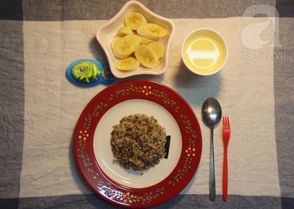 Thực đơn bữa sáng siêu tốc cho con của bà mẹ bận rộn 9