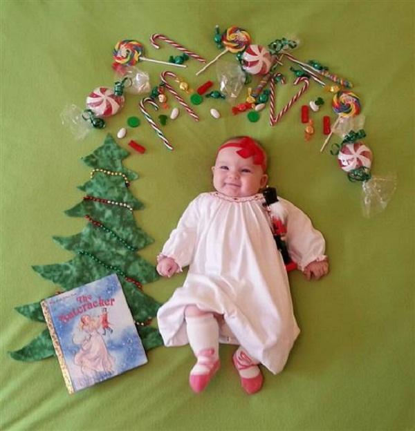 Bộ ảnh đẹp như cổ tích bà ngoại chụp cho cháu gái 3