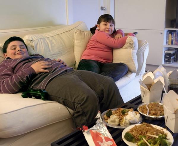 6 điều bố mẹ cần nhớ để con không bị thừa cân, béo phì 1