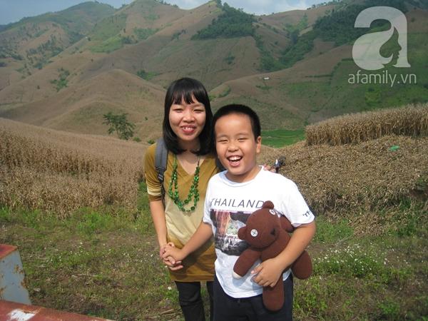 """Mẹ thần đồng Nhật Nam chia sẻ bí quyết cho con """"ở nhà một mình"""" 1"""