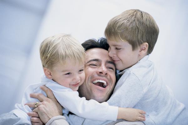 13 điều những ông bố tốt không bao giờ làm 2