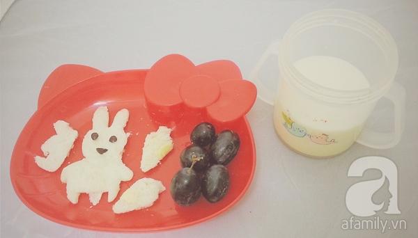 Gợi ý cách nấu món ăn sáng siêu nhanh cho mẹ bận rộn 2
