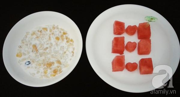 Gợi ý cách nấu món ăn sáng siêu nhanh cho mẹ bận rộn 5