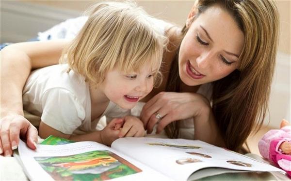 7 lý do bố mẹ nên đọc sách cho con trước khi ngủ  2