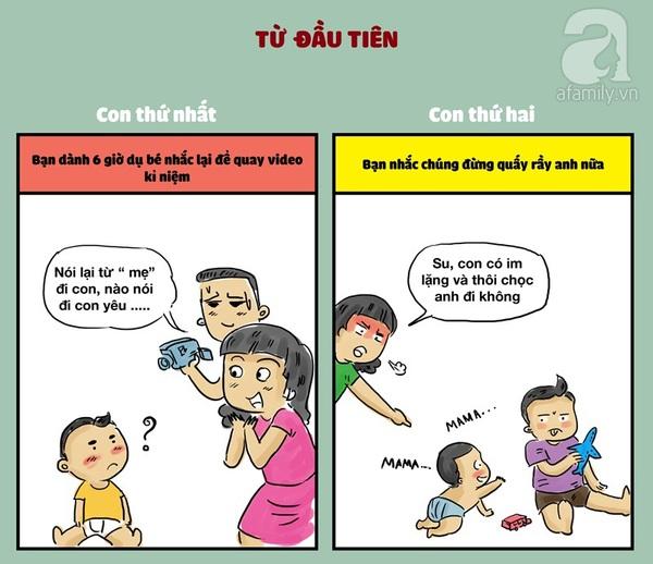 Thay đổi khi làm mẹ 1