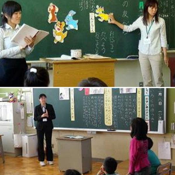 Trẻ em Nhật Bản học đạo đức 1