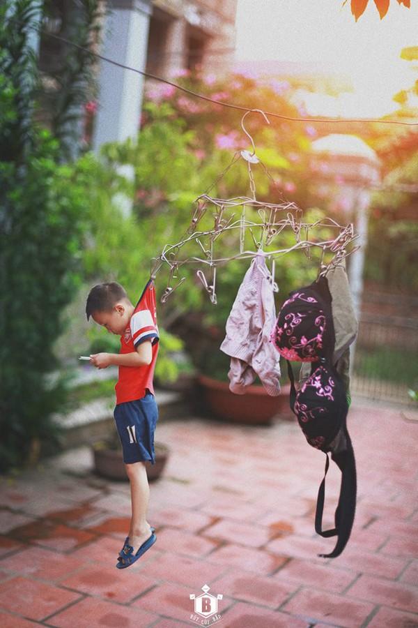 Đứa trẻ công nghệ 15